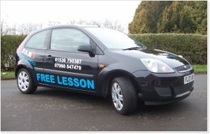 Learn to drive and pass your driving test with PSM